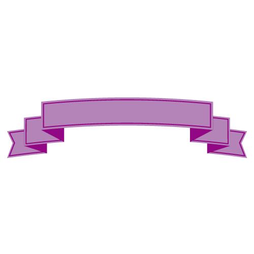 紫の帯イラスト